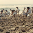 1981夏季合宿の早朝稽古07
